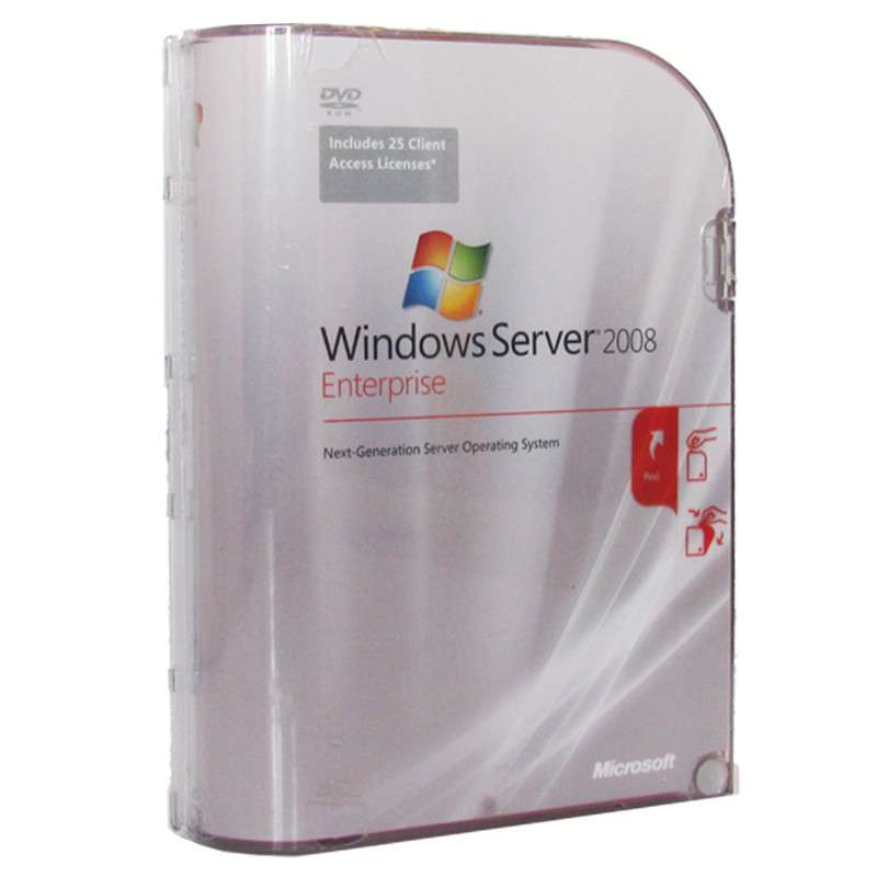 Windows Server2008R2 64位企业版